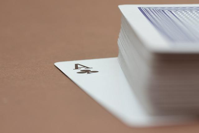 Stapel Casino Karten